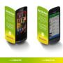 Nokia 3 (Orange, BTL  xmass kampan, stojan a letak)
