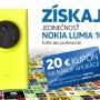 Nokia 47 (Nokia Orange, BTL kampaň WP, spot na plazmu 30 s)
