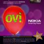 Nokia Ovi 2 (poster A4 – Ovi Star balon)
