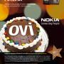 Nokia Ovi 6 (poster A4 – Ovi Star torta)